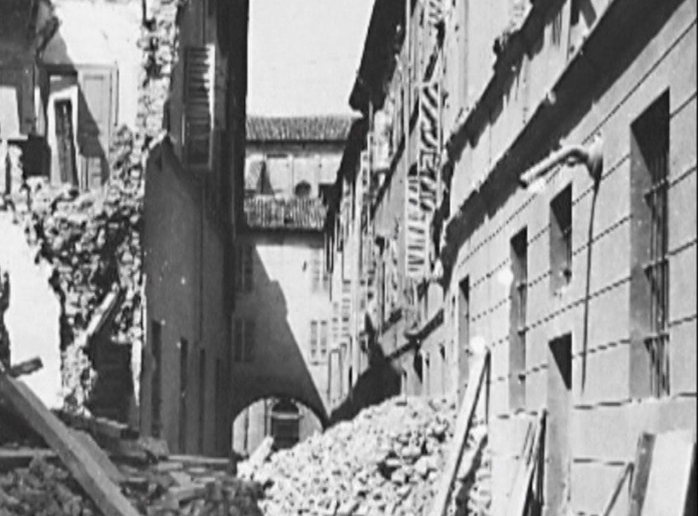 Primavera 1944 – Bombe su Parma