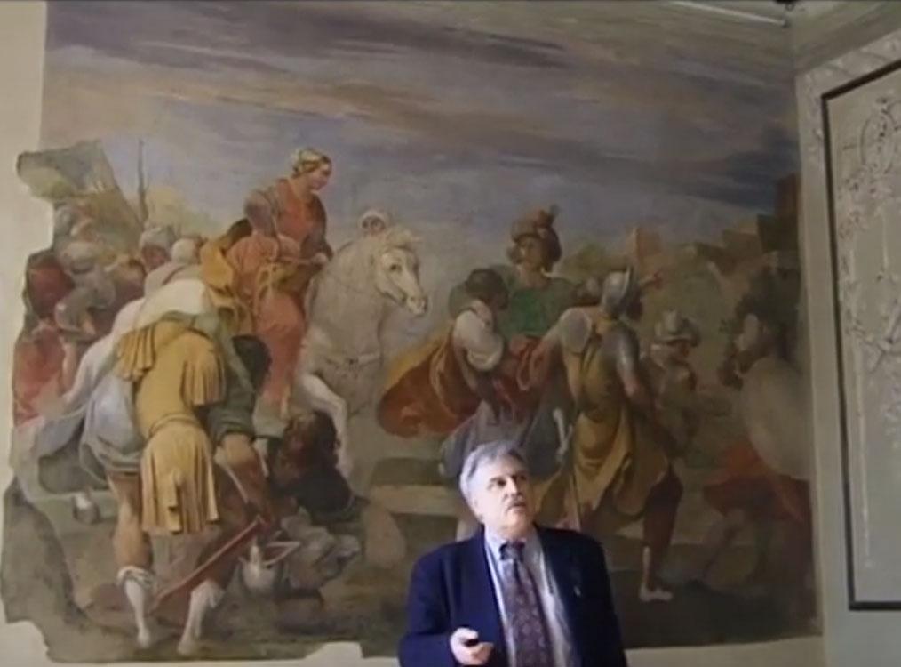 Il Palazzo Ducale e il Bertoja a Parma