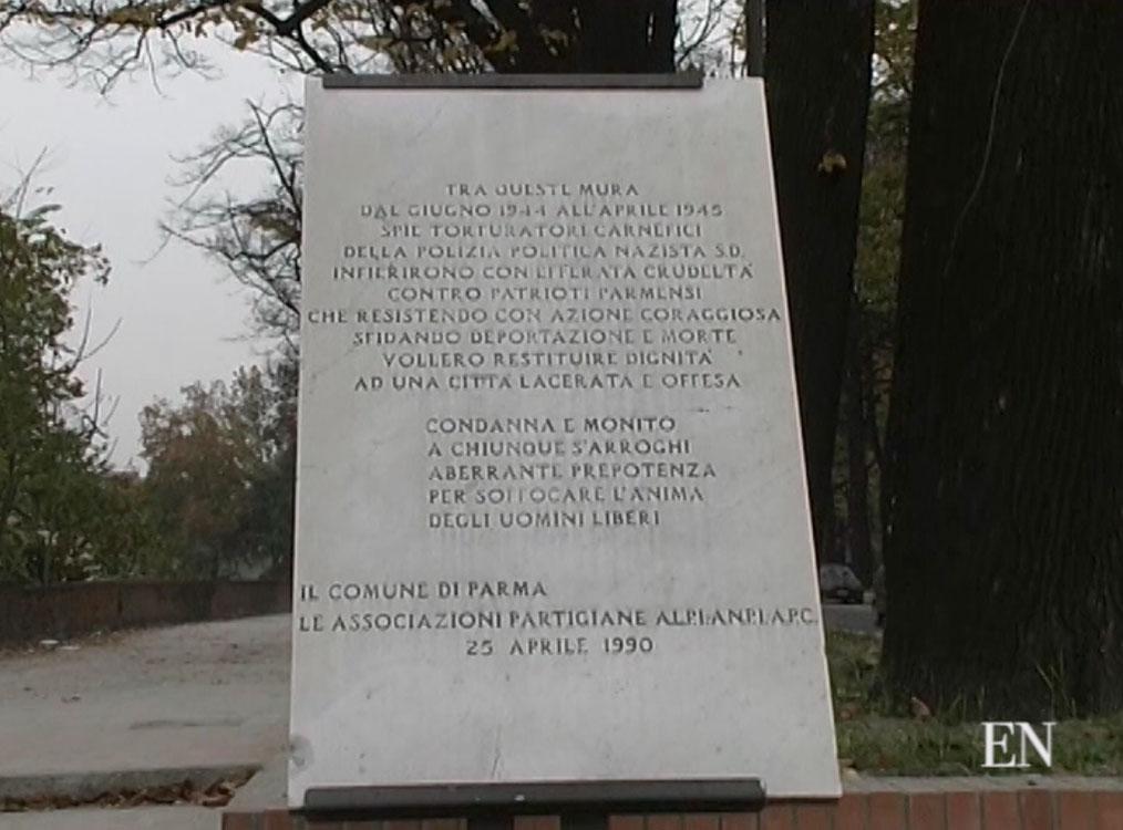 Luoghi della Resistenza a Parma